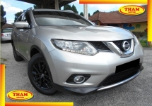 2016 NISSAN X-TRAIL 2.0L X-CVT GOOD CONDITION LOW MLEAGE LIKE NEW ACCIDENT FREE AND 1 CAREFUL OWNER