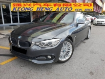 2014 BMW 4 SERIES 428i 2.0 LUXURY COUPE CONVERTIBLE (CBU)