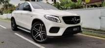 2016 MERCEDES-BENZ GLE 450 AMG 4MATIC / TIPTOP CONDITION / DON'T MISS OUT THIS TIME