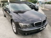 2008 BMW 7 SERIES 730LI 3.0 (A) - One Careful Owner