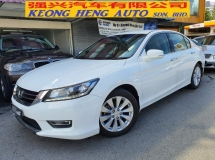 2013 HONDA ACCORD 2.0 VTI New Model