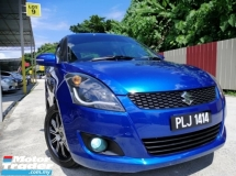 2014 SUZUKI SWIFT 1.4 GLX FULL SPEC CONDITION DIJAMIN TIP TOP