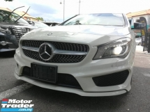 2014 MERCEDES-BENZ CLA 250 AMG 2.0 MATIC (A)