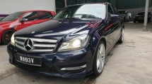 2014 MERCEDES-BENZ C-CLASS C200 BLUE EFFICIENCY AVANTGARDE AMG LOCAL FULL SERVICE RECORD