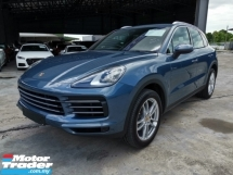 2018 PORSCHE CAYENNE 3.0 Turbo V6 Turbo Unreg Sale Offer