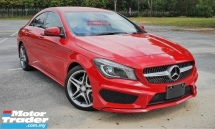2015 MERCEDES-BENZ CLA 2015 MERCEDES BENZ CLA180 1.6 AMG TURBO FACELIFT UNREG JAPAN SPEC CAR SELLING PRICE ONLY RM 169000
