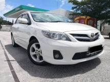 2012 TOYOTA ALTIS 1.8G FACELIFT (A)DVD PLAYER TOUCHPLAYER