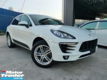 2015 PORSCHE MACAN 2015 Porsche Macan 2.0 Japan Spec Power Boot Side Back Camera Suede Leather Unregister for sale