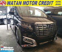 2016 TOYOTA ALPHARD 2.5 SC JBL LEATHER SUN ROOF UNREGISTER 1 YEAR WARRANTY