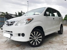 2011 TOYOTA AVANZA 1.5G FULL SPEC HIGH LOAN ORI CONDITION CALL FOR BEST OFFER