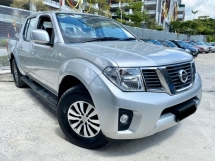 2015 NISSAN NAVARA 2.5L 4X4 NP300 SE PICKUP TRUCK(TRUE YEAR MAKE)(LOW MILEAGE)(NOE OWNER)(2 YEAR WARRANTY)