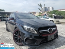 2015 MERCEDES-BENZ GLA 45 AMG 2.0 4MATIC SUV EDITION 1 PACKAGE UNREG