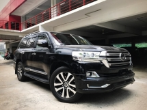 2016 TOYOTA LAND CRUISER ZX 4.6 (7681)
