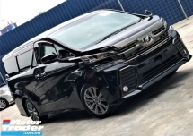 2016 TOYOTA VELLFIRE 2.5 GOLDEN EYES (A) + UNREGISTERED SELECTED PREMIUM JAPAN SPECS