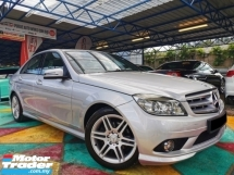 2009 MERCEDES-BENZ C-CLASS Mercedes Benz AMG C180 1.6 SPORT (A) PERFECT WRRNTY