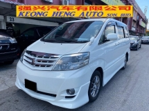 2006 TOYOTA ALPHARD 3.0 MS Home Theater Sunroof Registered 2011