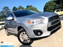 2016 MITSUBISHI ASX 2.0 (A) FACELIFT 1 OWNER TIP-TOP WAS