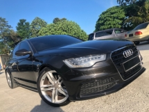 2013 AUDI A6 2.0 TFSI (A) IMPORT NEW 1 VVIP OWNER LIKE NEW CAR