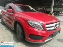 2015 MERCEDES-BENZ GLA 180 AMG OFFER