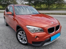 2013 BMW X1 2.0 FACELIFT  FULL SERVICE RECORD TWINPOWER TURBO