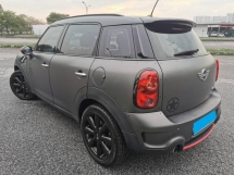 2011 MINI Countryman S COOPER 1.6 SEMI LEATHER SEAT  FUNCTION STEERING PADDLE SHIFT ALL4