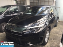 2018 TOYOTA HARRIER HARRIER