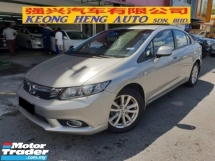 2014 HONDA CIVIC 1.8 S iVtec (A) (FREE 2 YEARS WARRANTY)