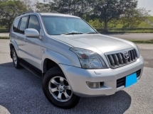 2009 TOYOTA LAND CRUISER PRADO 3.0 1KD DIESEL SUNROOF FULL SPEC