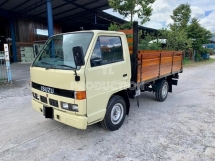 1996 ISUZU NHR55E KARGO AM FOR SELL