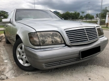 1998 MERCEDES-BENZ S-CLASS S320L CrazyNego Promotion Last Call First Come First BUY !!!