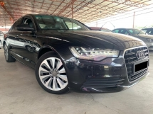 2013 AUDI A6 2.0 HYBRID (A) FREE ONE YEAR WARRANTY ! NEW YEAR OFFER !