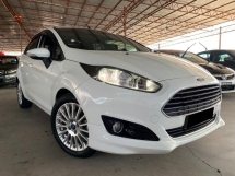2013 FORD FIESTA 1.5L (A) FREE ONE YEAR WARRANTY ! NEW YEAR PROMOTION , OFFER TILL LET GO !