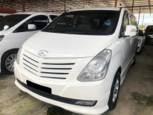 2009 HYUNDAI STAREX 2.5 ROYALE DIESEL (A) NEW YEAR OFFER ! NEGO TILL LET GO !