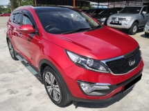 2015 KIA SPORTAGE 2.0 AWD (A) FREE ONE YEAR WARRANTY ! COME AND VIEW CAR ! PRICE NEGO TILL LET GO