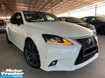 2008 LEXUS IS250 LUXURY (A) MILEAGE ONLY 70,000KM ! TIP TOP CONDITION !