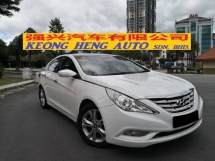 2011 HYUNDAI SONATA 2.0 GLS TRUE YEAR MADE 2011 Panoramic Roof High Spec Selling Cheap