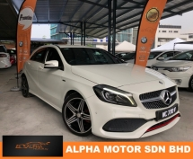 2015 MERCEDES-BENZ A-CLASS A250 2.0 (A) FACELIFT CBU LOCAL CNY PROMOTION