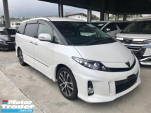 2015 TOYOTA ESTIMA 2.4 Aeras Premium (2 Power Door)(Great Car For Family) UNREGISTERED