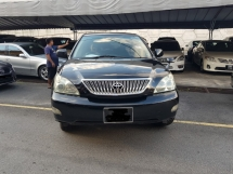 2011 TOYOTA HARRIER 2.4 L (A) BEST DEAL