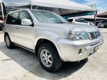 2010 NISSAN X-TRAIL NISSAN X TRAIL  2.0 4WD (A) SUV 1 SENIOR OWNER JUST BUY AND USE ONLY