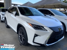2016 LEXUS RX 200t sunroof back left camera power boot electric seat precrash system lane assist unregistered