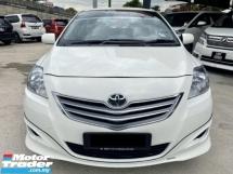 2012 TOYOTA VIOS 1.5 TRD BODYKIT - BLACK INTERIOR - WARRANTY 1 YEAR - SUPER CONDITION - JIMAT MINYAK - PROMO NAK RAYA 2020 - MUST VIEW