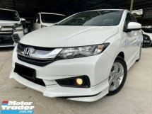2016 HONDA CITY 1.5 S+ i-VTEC - LIKE NEW - WARRANTY - SUPER CONDITION - ALL ORIGINAL - PROMO 2020 CNY SALE - DEAL SAMPAI JADI