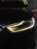 Audi A4 Left Front Headlight  Exterior & Body Parts > Lighting