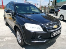 2008 CHEVROLET CAPTIVA 2.4 AWD (A) - One Lady Owner