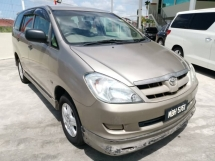 2006 TOYOTA INNOVA 2.0E (MT) - One Careful Owner