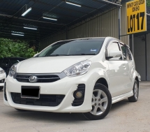 2015 PERODUA MYVI 1.3 EZI SPECIAL INTERIOR COLOUR FULL LEATHER PREMIUM