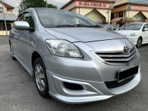 2011 TOYOTA VIOS FACELIFT 1.5 (AT) 1 OWNER - FULL BODYKIT - LOW MILEAGE - TIP TOP CONDITION
