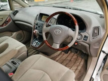 2001 TOYOTA HARRIER 2.4 G VVT-I (A) 1 OWNER - LOW MILEAGE - TIP TOP CONDITION