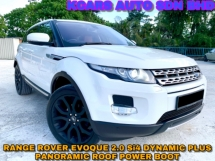 2014 LAND ROVER EVOQUE Si4 DYNAMIC PLUS PANORAMIC ROOF POWER BOOT FREE WARRANTY